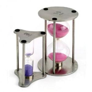 Werbe Stundenglass
